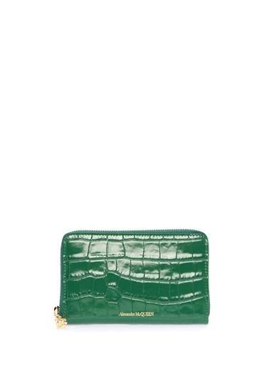 Alexander McQueen Cüzdan Yeşil